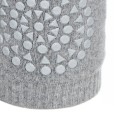 GoBabyGo Kneepads Grey Melange_Close up