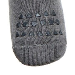 GoBabyGo Socks Dark Grey_Close Up Toes