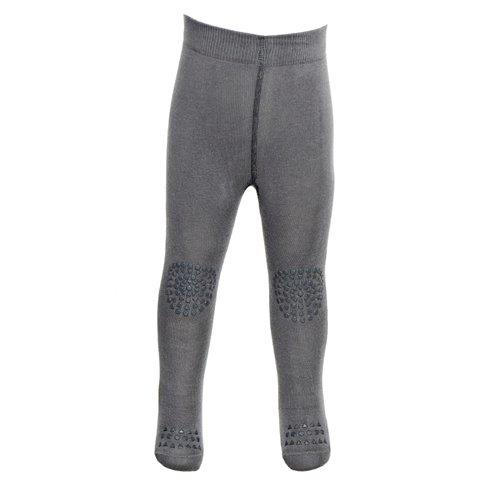 GoBabyGo Tights Dark Grey_Front