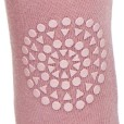 GoBabyGo Tights Dusty Rose_ Close up Knee