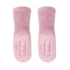 GoBabyGo socks Dusty Rose_back