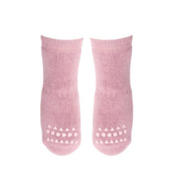 GoBabyGo socks Dusty Rose_front