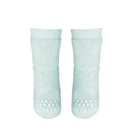 GoBabyGo socks Mint Green_front