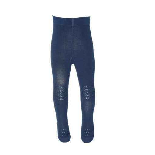 GoBabyGo tights Petroleum Blue_front