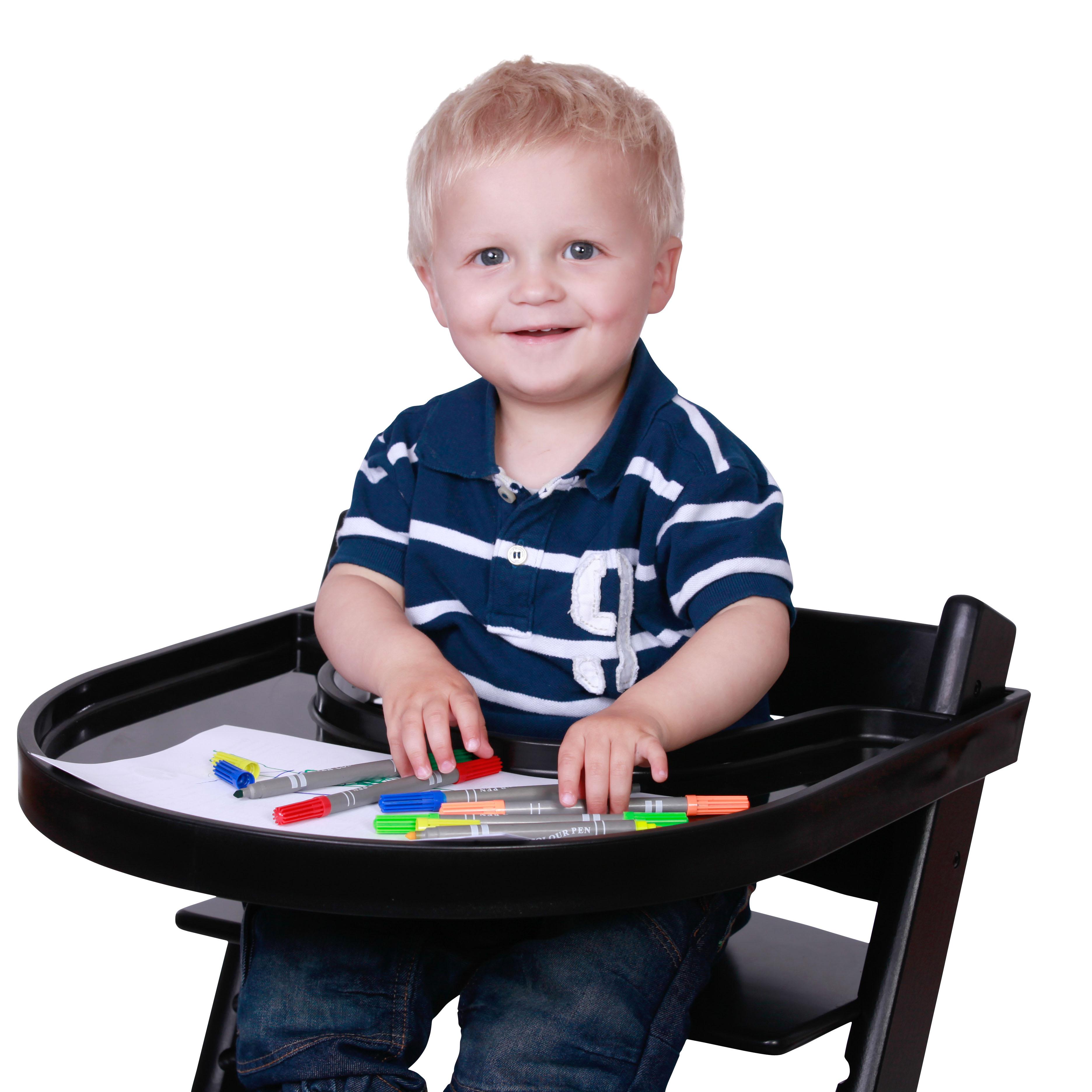 playtray tisch f r den stokke tripp trapp truls trine. Black Bedroom Furniture Sets. Home Design Ideas