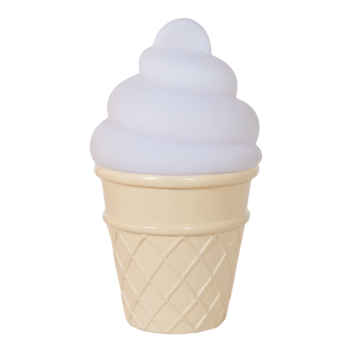 icecream white