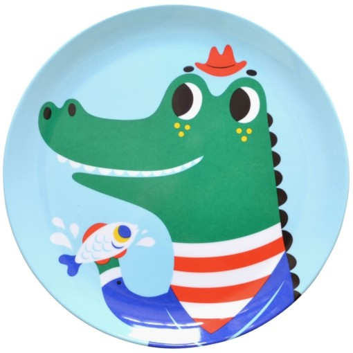 melamine_plate_crocodile_mp21_sh