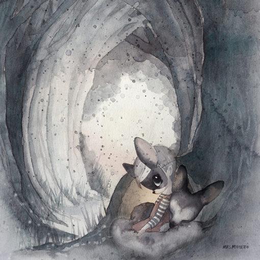 72-EF secret tunnel 30x40_trulsundtrine