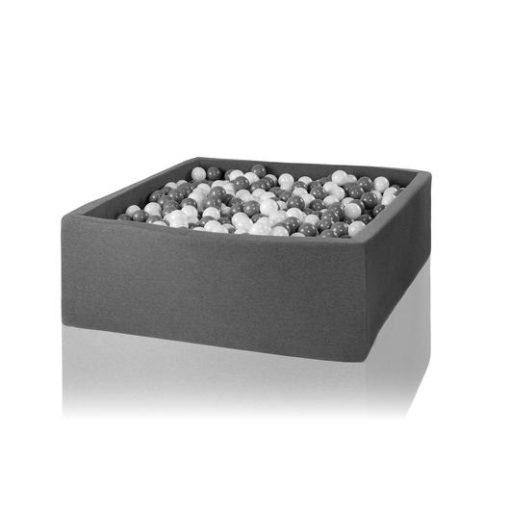 Bällebad XL 130x130x40 600 Bälle