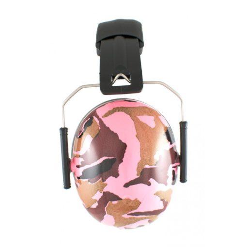 Gehörschutz Kidz camo pink trulsundtrine