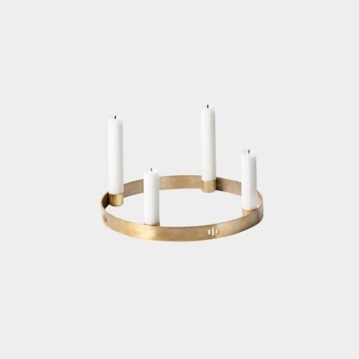 KerzenHalter Kreis -klein_trulsundtrine